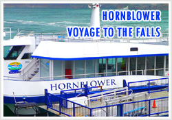 Hornblower Voyage to the Falls