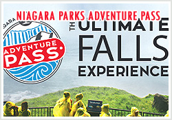Niagara Parks Adventure Pass